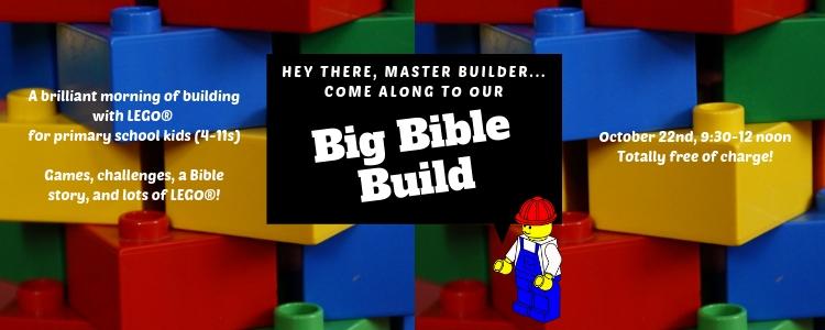 Big Bible Build