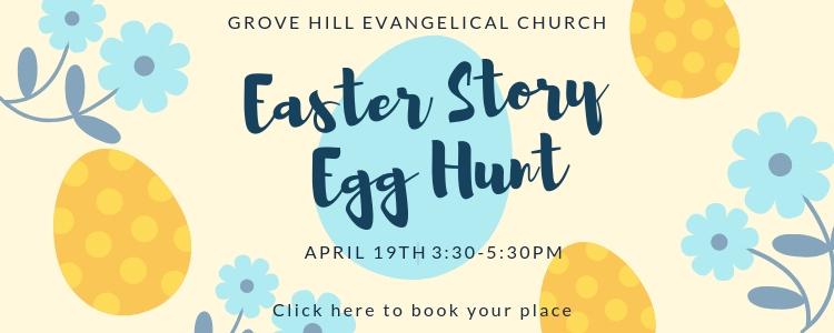 Easter Story Egg Hunt 2019
