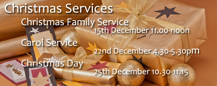 Christmas Services 2013
