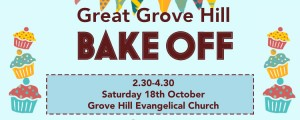 Great Grove Hill Bake Off