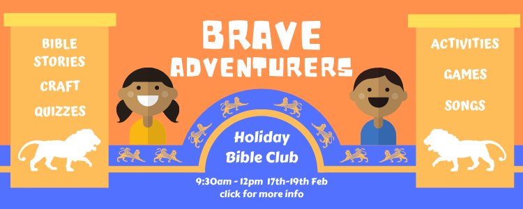 Holiday Bible Club 2020