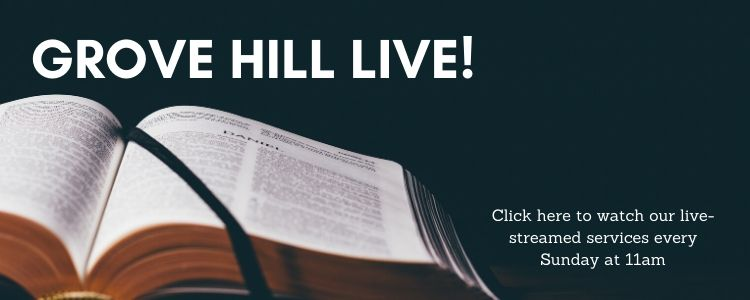 Grove Hill Evangelical Church Sunday Services Services on Youtube